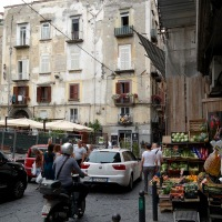 Naples: Pizza with a Side of History