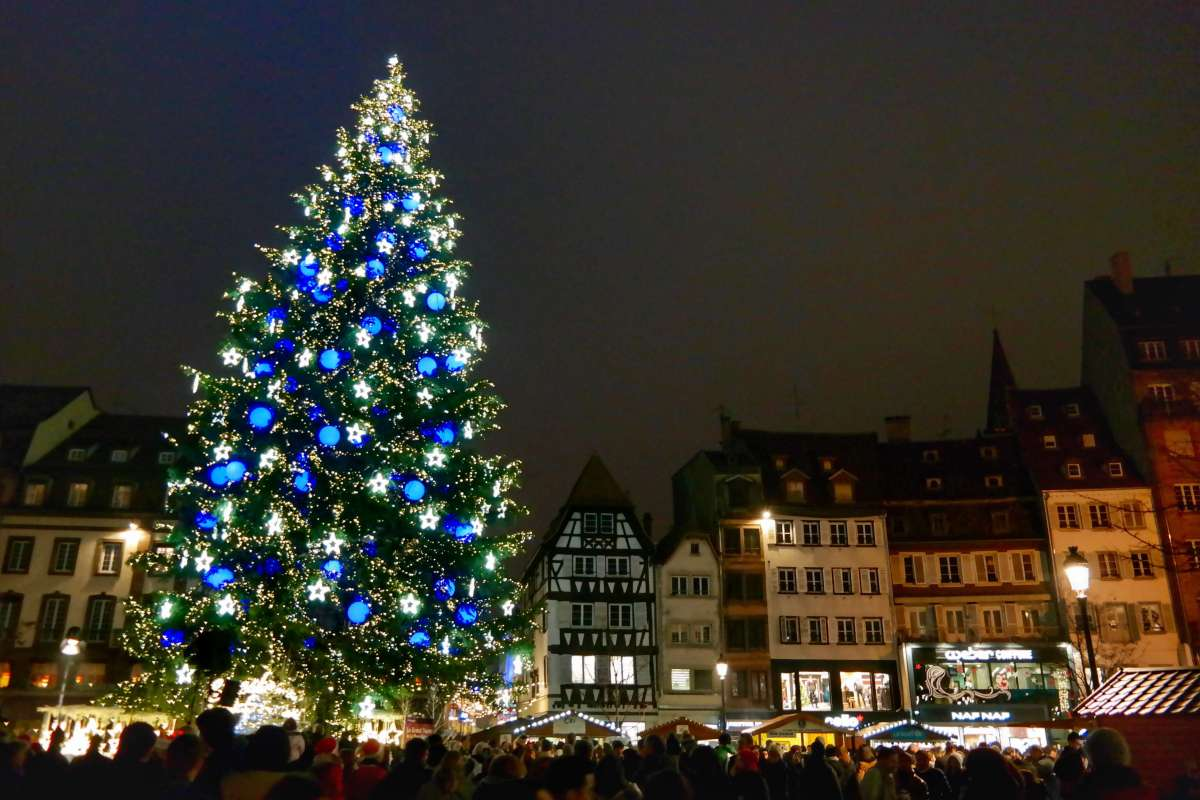 Strasbourg: Capitale de Noël