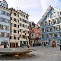 Zürich: Spring for Sprüngli