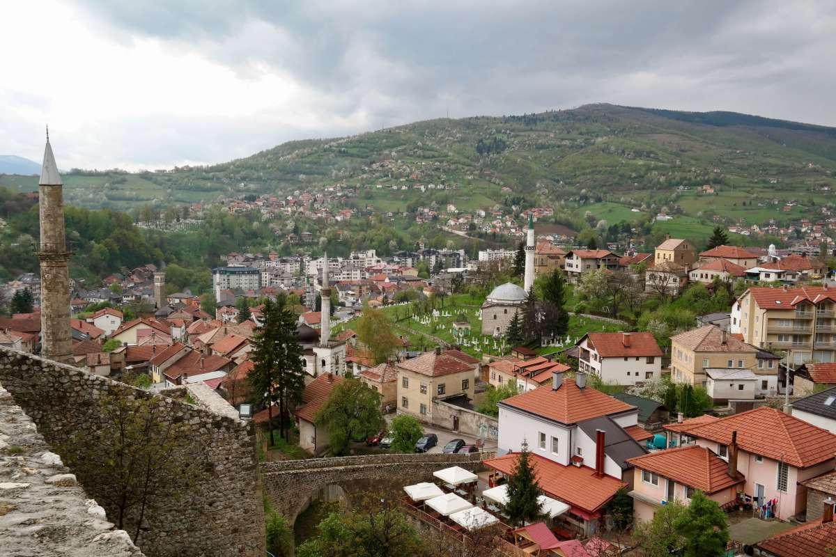 Travnik & Sarajevo: Welcome to BiH