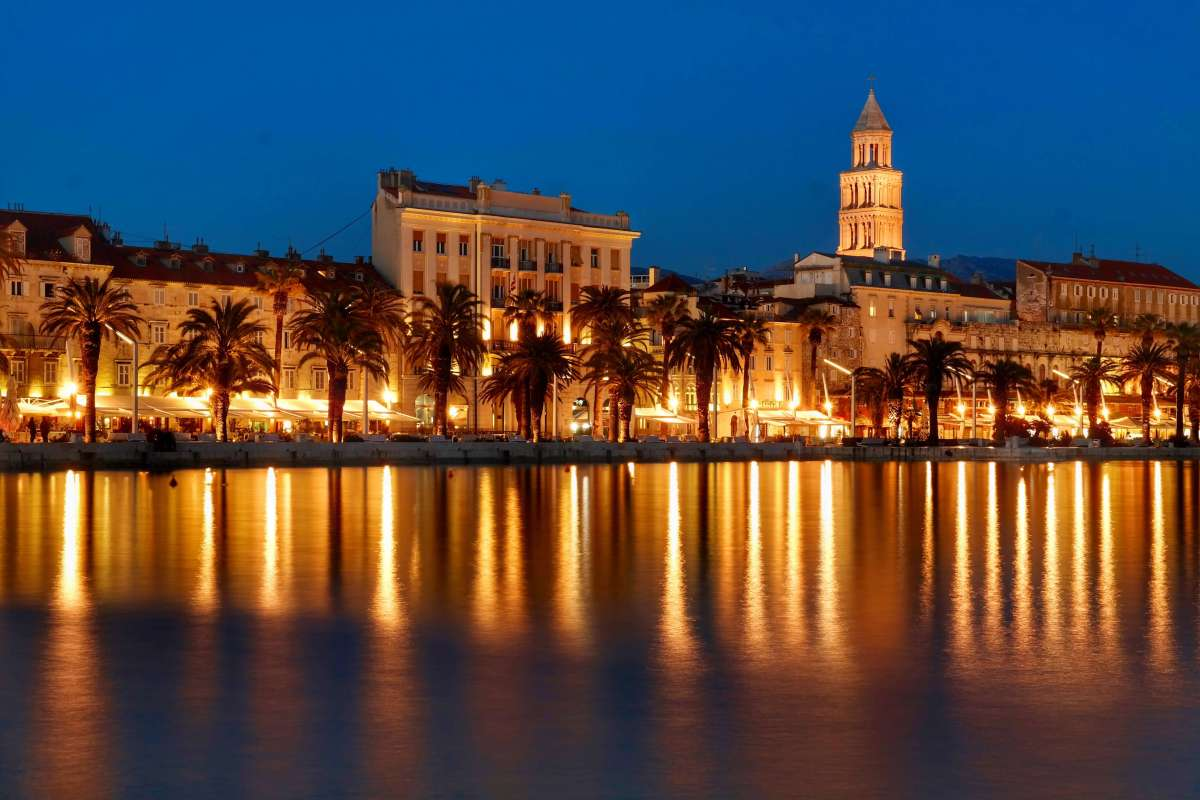 Split: Even More Croatian Beauty