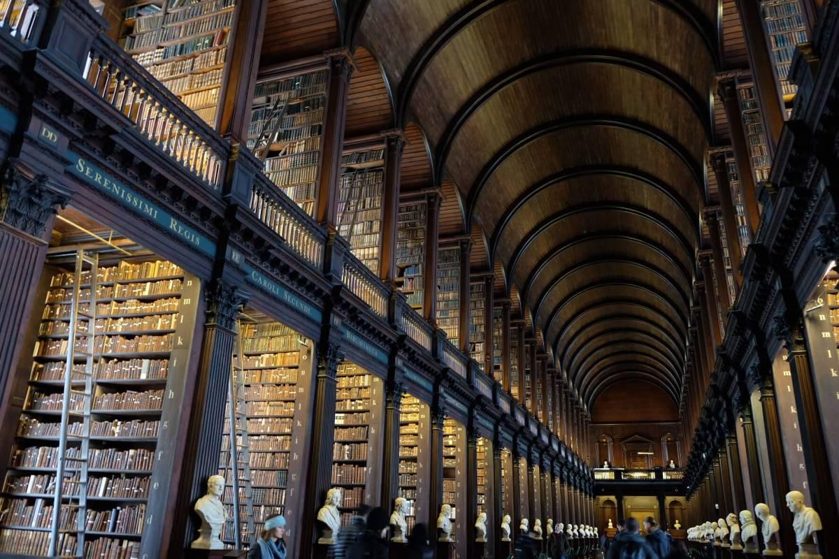 Dublin: Sláinte!